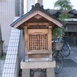 京都・西陣周辺はお地蔵さんポータルで溢れています(Ingress)