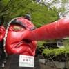 鞍馬寺から貴船神社ハイキング(パワースポットもあるよ)