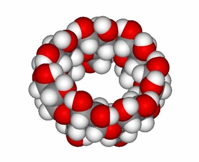 Beta-cyclodextrin3D