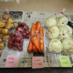 [お野菜]今週のお野菜0630